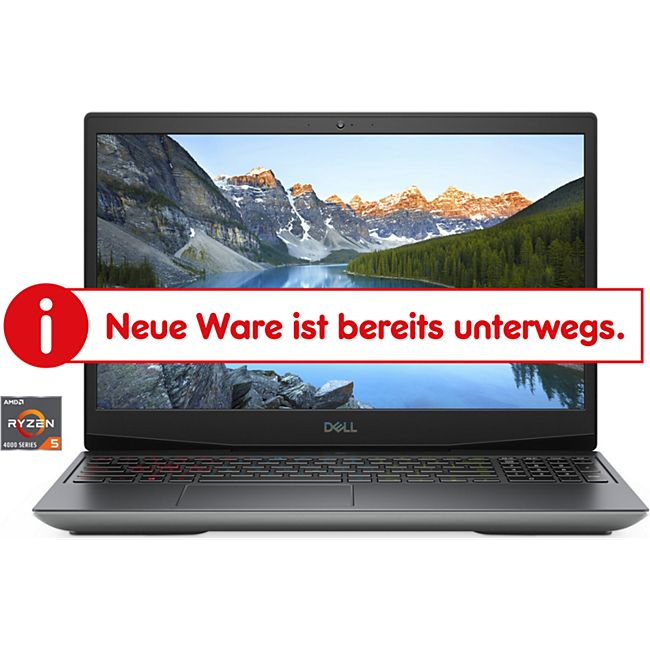 Dell Gaming-Notebook G5 SE 15 5505-NR0G3 - Bild 1
